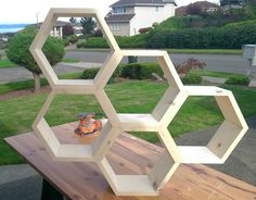 This is Part Two of the most popular how to build honeycomb shelves guide in the pacific northwest.If you're l