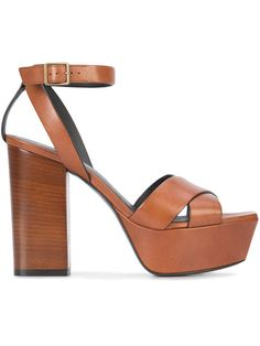 1457aa5e95df8 Saint Laurent Farrah Sandals - Farfetch. Sandals PlatformShoes ...