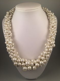A personal favourite from my Etsy shop https://www.etsy.com/au/listing/279352112/glass-pearl-beaded-necklace-with-chinese
