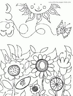 77f73d7ebb441655c43f8ea4ac4a628f Flower Coloring Pages Colouring