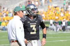 Here's why you shouldn't worry about Baylor starting freshman quarterback Jarrett Stidham. #SicEm