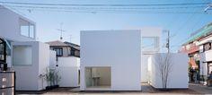 Moriyama House  by Office of Ryue Nishizawa