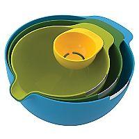 Set 4 Bowl Nest Mix