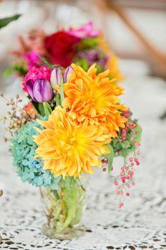 Colorful Bohemian Wedding at the Sunshine Coast, Queensland