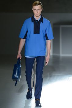 Prada Spring 2013 Menswear - Collection - Gallery - Style.com