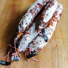 Dry Cured Chorizo Castellano