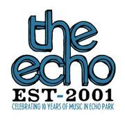 The Echo- 1822 Sunset Blvd, Los Angeles, CA, United States