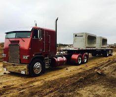 Big Rig Trucks, Tow Truck, Semi Trucks, Lifted Trucks, Cool Trucks, Pickup Trucks, Cool Cars, Freightliner Trucks, Future Trucks