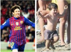 Lionel Messi et Thiago Messi : Tel père, tel fils (photos) - http://www.actusports.fr/114551/lionel-messi-thiago-messi-tel-pere-tel-fils-photos/