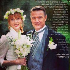 #lovingeachday from John Morton, spiritual director of #MSIA