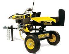 Champion-92221-gas powered Log-Splitter