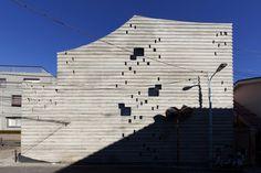 The Wall of Nishihara / SABAOARCH