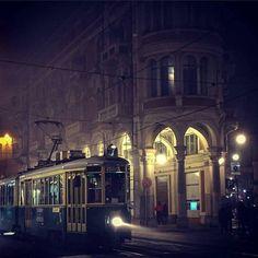 il tram storico 7 su via Pietro Micca - Torino - Ph @ericapozzato
