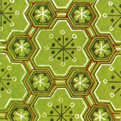 A Chinese pattern with symmetry