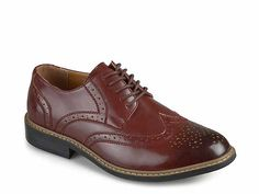 Men's Red Dress Oxfords | DSW