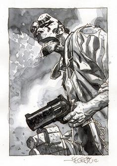 Duncan Fegredo--Hellboy