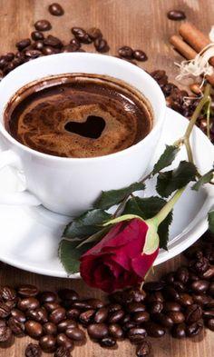 ☕ ☕ Turkish Coffee ☕ ☕ With my heart ❤ ❤
