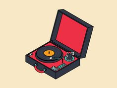 Turntable (by EJ Hassenfratz) DESIGN STORY: | Tumblr | Twitter | Facebook | Google+ |