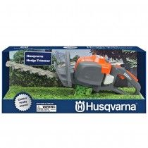 Looks like a real Husqvarna Hedge Trimmer. The toy hedge trimmer is good for kids ages 3 and up. Makes hedge trimmer sound and cutters move back and forth to simulate cutting action. Meets all required toy standards for the United States. Outdoor Toys For Kids, Outdoor Play, Toys For Boys, Kids Toys, Kids Garden Toys, Riding Lawn Mowers, Shops, Husqvarna, Great Christmas Gifts