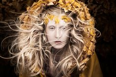 Let Your Heart Be The Map by Kirsty Mitchell, via Flickr; see behind-the-scenes at http://www.kirstymitchellphotography.com/diary/?p=1966