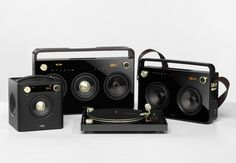 TDK's new line of Boomboxes and audio gear now officially available -- Engadget