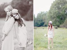 Bridal Hats + Fascinators by Preston & Olivia