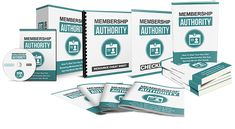 Membership Authority - Learn how to start your own recurring monthly membership site to get paid month after month with our 10 part membership authority video series. Learn more at https://www.nichevideogalore.com/store/membership-authority/