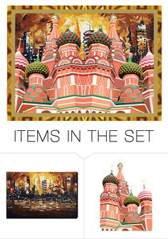 """""""Architecture"""" by stylepetronio ❤ liked on Polyvore featuring art"""