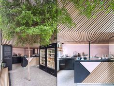 The Cold Pressed Juicery by Standard Studio, Amsterdam – Netherlands » Retail Design Blog