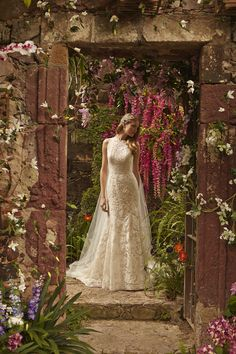 Adalynn Gown // Meet Me in the Garden: BHLDN's Spring 2015 Collection