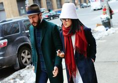 Street style & tendencias en el New York Fashion Week