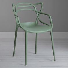 Buy Philippe Starck for Kartell Masters Chair, Green Online at johnlewis.com