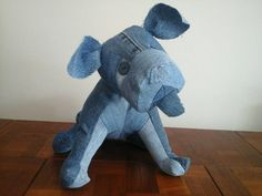 Check out this item in my Etsy shop https://www.etsy.com/listing/126530160/pinky-the-pittie-pup-upcycled-denim-dog