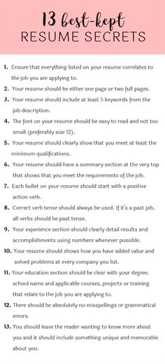 Resume Writing Tips, Resume Skills, Job Resume, Resume Tips, Writing Skills, Resume Help, Resume Review, Cv Tips, Job Interview Preparation