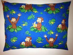 Travel Pillow Case / Standard Pillow Case / by Blessedbyarose, $10.00