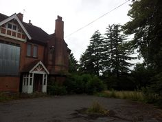 Abandoned childrens care home Nottingham UK Nottingham Uk, Kids Mental Health, Abandoned, Cabin, House Styles, Home, Left Out, Cabins, Ad Home