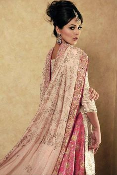 Pakistani Bridal's getting better !!
