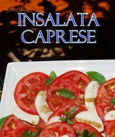 Classic Caprice Salad Recipe