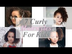 Mixed Kids Hair Care & Basic Hairstyles | Ft. Curly Kids Mixed Hair Care Products - YouTube