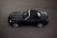 The Answer to Every Question You Could Possibly Have About the Fiat 124 Spider