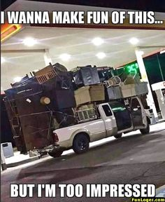 Funny Memes - You might be a redneck if car memes humor car memes funny hilarious Funny Adult Memes, Funny Car Memes, Stupid Memes, Funny Relatable Memes, Haha Funny, Hilarious, Memes Humor, Funny Stuff, Funny Cars