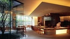 {Staying in Japan for today, at least in terms of the posts. The Grand Hyatt Tokyo, designed by Super Potato.}H&H is now on Pinterest