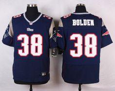 NFL Jersey's Youth New England Patriots Leonard Johnson Pro Line Navy Team Color Jersey