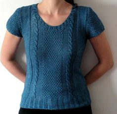 Ravelry: Sea of jeans pattern by Maggy Vremec