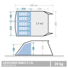 20+ Familjetält ideas in 2020 | tent, family tent camping