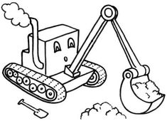 Printable Tractor Coloring Pages for Kids. Welcome to the tractor coloring pages! Actually, you need to recognize that it becomes the most famous varieties in t Super Coloring Pages, Free Coloring Sheets, Online Coloring Pages, Cartoon Coloring Pages, Coloring Pages To Print, Free Printable Coloring Pages, Coloring Book Pages, Coloring Pages For Kids, Tractor Coloring Pages