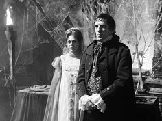 Jonathan Frid, original Barnabas Collins in Dark Shadows 1966