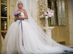 wedding dresses from movies bride wars kate hudson