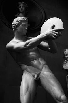 Roman copy of a Greek work () Athlete (? Roman Sculpture, Sculpture Art, Chef D Oeuvre, Greek Art, Classical Art, Gay Art, Bronze, Ancient Greece, Ancient Art