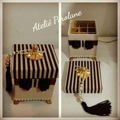 Caixa Porta Baton no Ateliê Perolane! #portabaton #caixabaton…